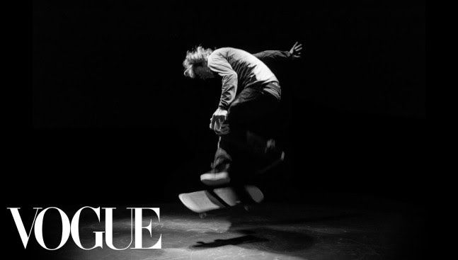 Rodney Mullen Debuts New Tricks Captured in 360 Degrees | Vogue http://www.youtube.com/watch?v=-3tDvMG87Ro #Vogue #Fashion