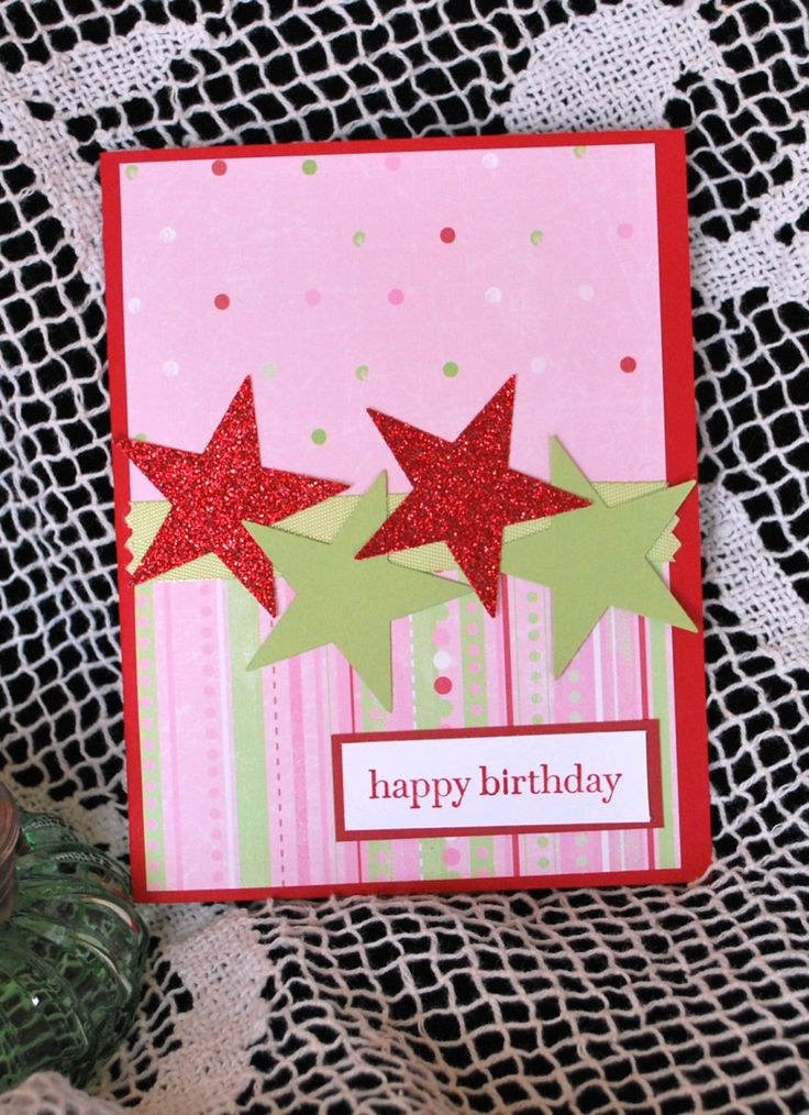 Handmade Birthday Card Designs For Teenage Girls Images