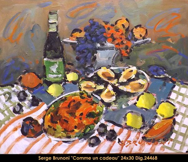 Original acrylic painting on Canevas by Serge Brunoni new BOOK available october 19,2014 #sergebrunoni #art #artist #canadianartist #quebecartist #originalpainting #fineart #figurativeart #acrylicpainting #stilllife #balcondart #multiartltee