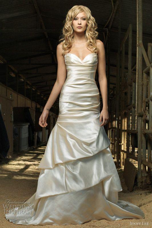 Jenny Lee Wedding Dresses Fall 2011 | Wedding Inspirasi