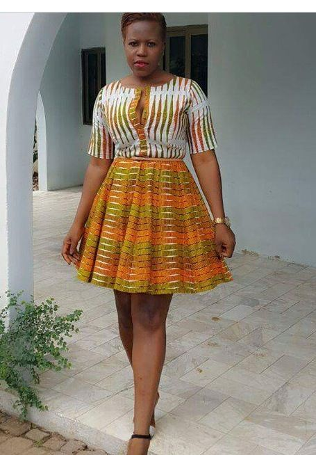 M - 100 African Fashion Store & News 96