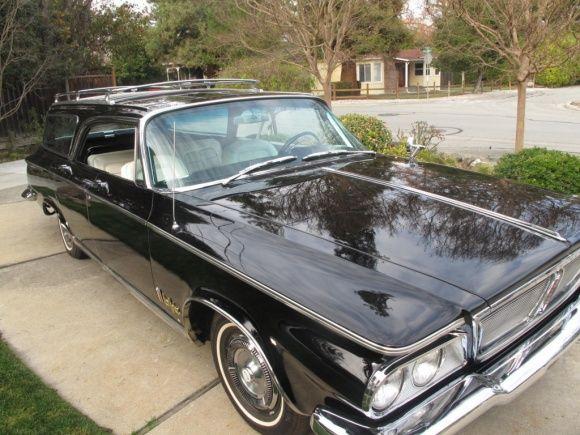 1964 Chrysler New Yorker station wagon