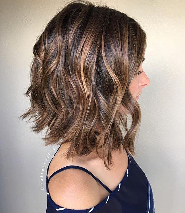 Caramel Swirls By @hairbykatlin