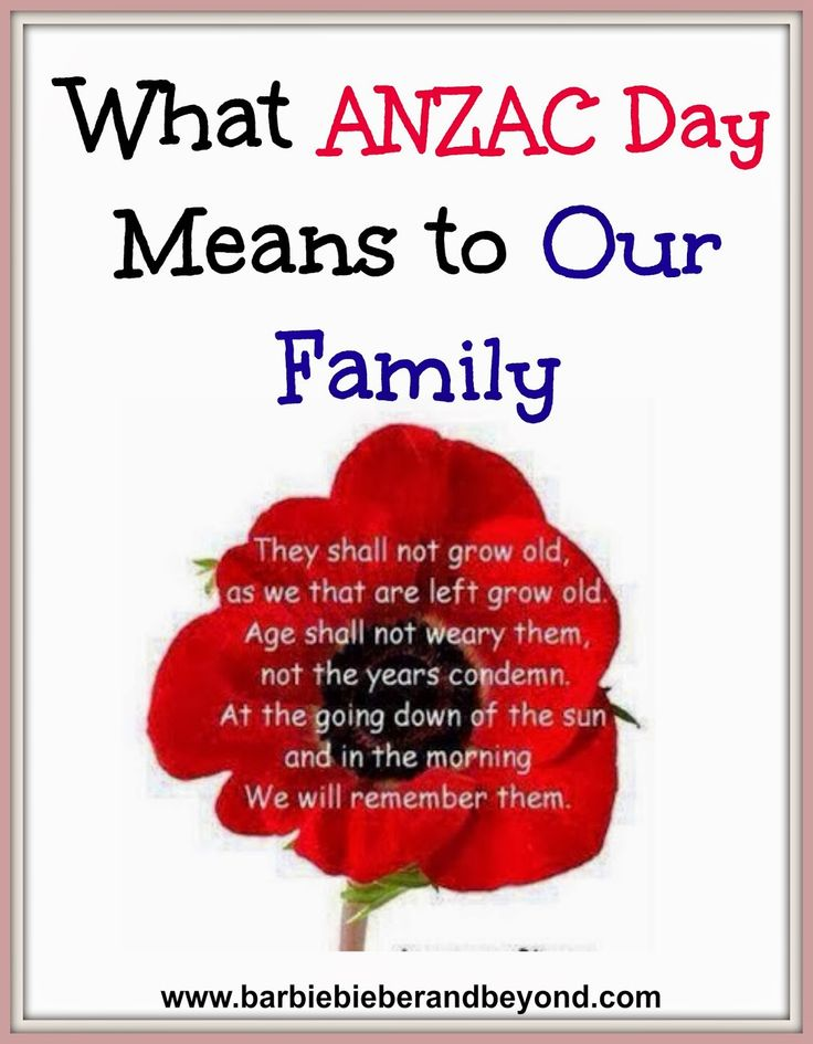 anzac meaning - photo #13