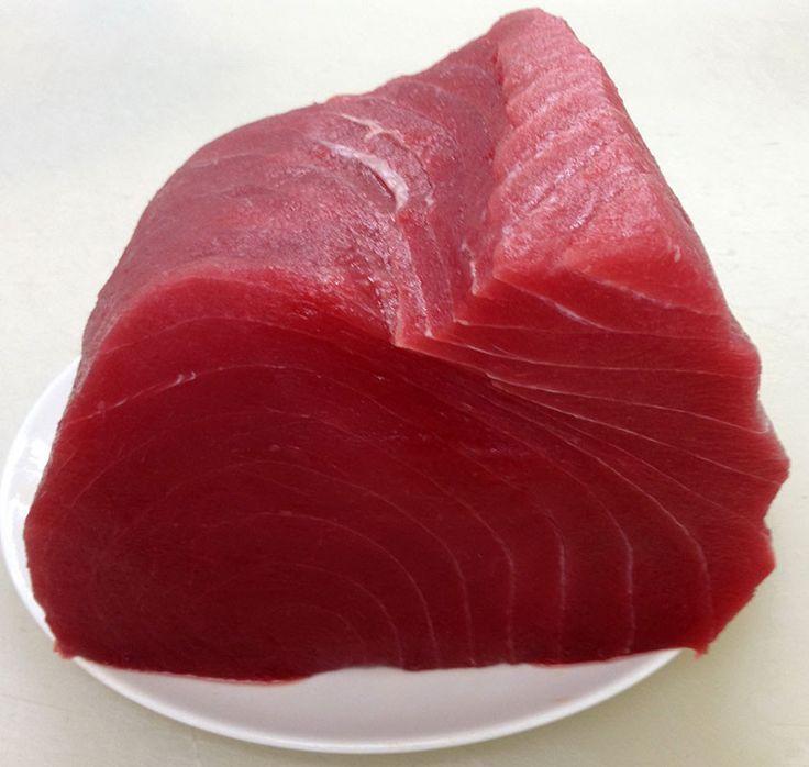 Tuna - Yellowfin Sushi Grade A