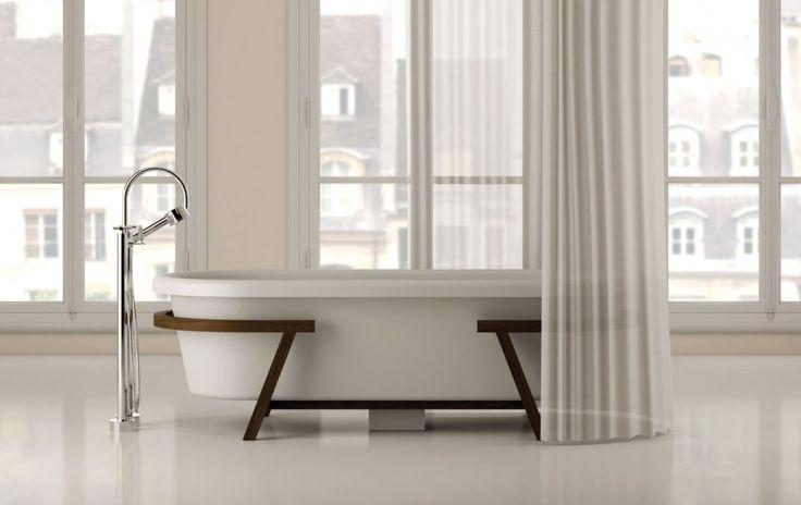 Wanna czy prysznic? Jak połączyć obie funkcje w małej łazience  - zdjęcie numer 1