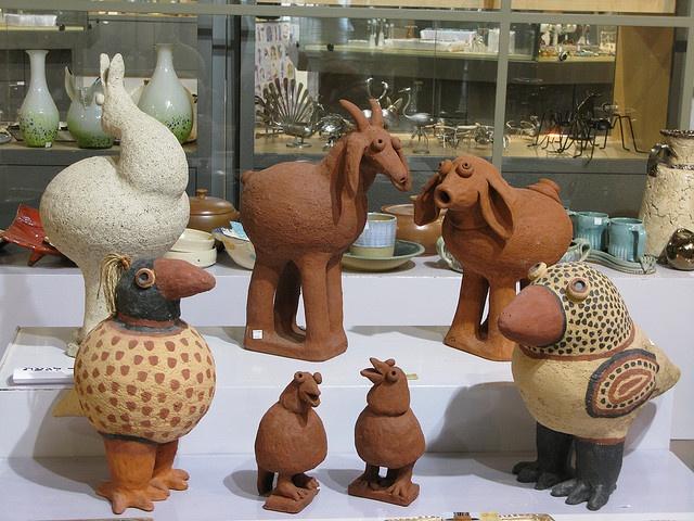 Meer dan 1000 afbeeldingen over ceramiccraft animals op pinterest