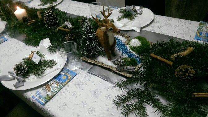 Christmas decoration. Deer decoration. Psalm 42 ideas.