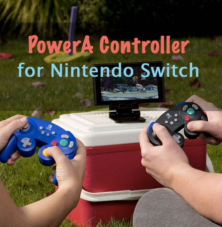 powera wireless controller for nintendo switch