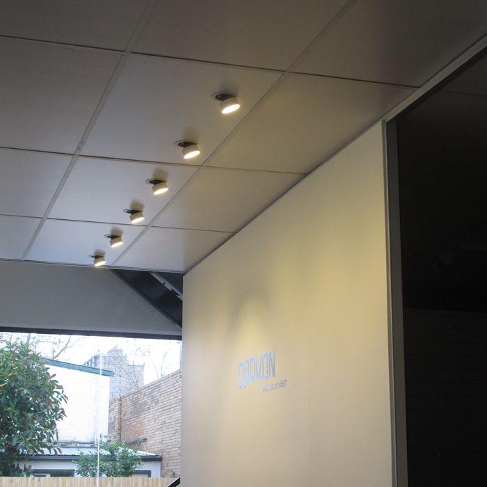 Darkon SELECT C downlight and wallwasher www.ladgroup.com.au