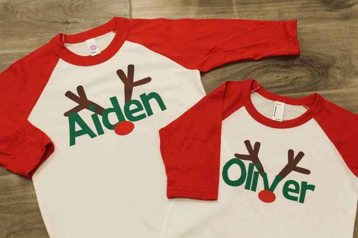 kids christmas shirt by myeverydaydesign on Etsy, $22.00