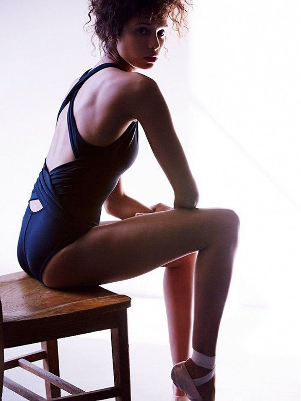 Free People Movement Deep V Leotard // #Shopping #Workout