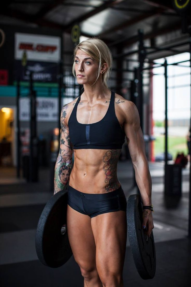 Positive Fitness Madness — She looks just great!!!
