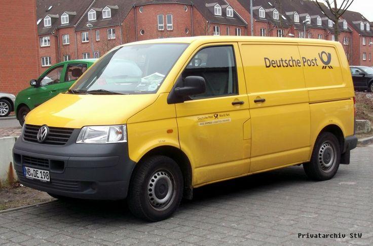 Deutsche Post AG *** VW Polo III (6N) *** OVP 187 * Herpa