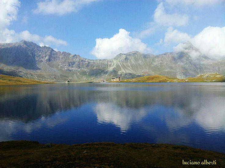 Lago del Miserin - Valle di Champorcher