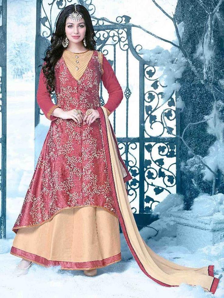 Latest Indian Pakistani Asian Dresses Anarkali Bollywood Fashion Designer Gown  #Indian #SalwarKameez #WeddingPartyWear
