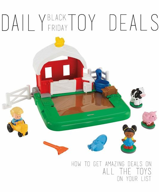 daily black friday toy deals! how to get amazing deals on toys this holiday