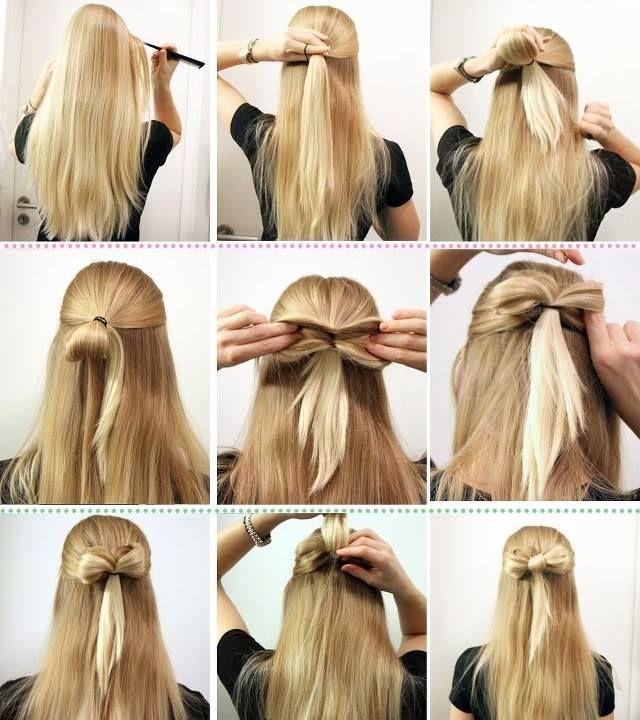 fiocco capelli