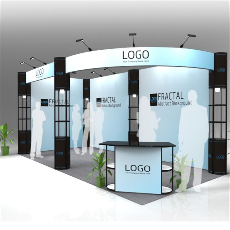 Expo Stands Economic : Standard ft exhibition booth trade fair display
