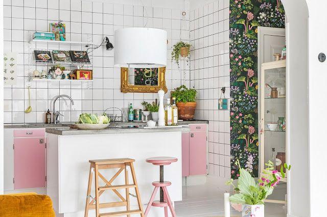 VM designblogg: Δημιουργική κατοικία