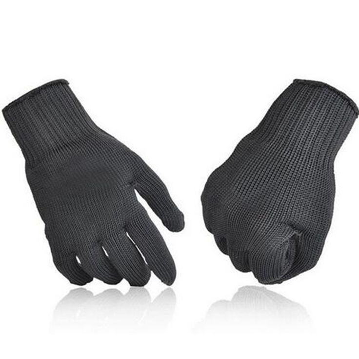 Kevlar Gloves. Have you ever cut your hands or fingers? These are the last pair of gloves you'll ever need. This kevlar glove pair is going to keep your hands as safe as a damsel in distress...This pair is practically constructed with Kevlar -- yes, the material used in bulletproofing applications -- it sure works as well! We had to keep these gloves lightweight to keep you nimble while in the field so they're tough enough to keep knives out. Throw these in...