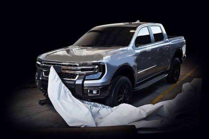 All New 2021 Ford Ranger Revealed Ford Ranger Ford Ranger