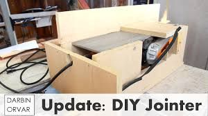 Image result for how to use a electric planer as a Benchtop Planers