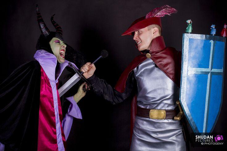 #cosplay #SleepingBeauty #PrincePhilip #Disney #Maleficent https://www.facebook.com/mycosplayquest