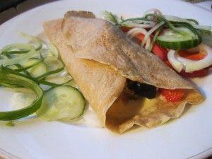 Paleo tortilla …, ez nem paleocsinta