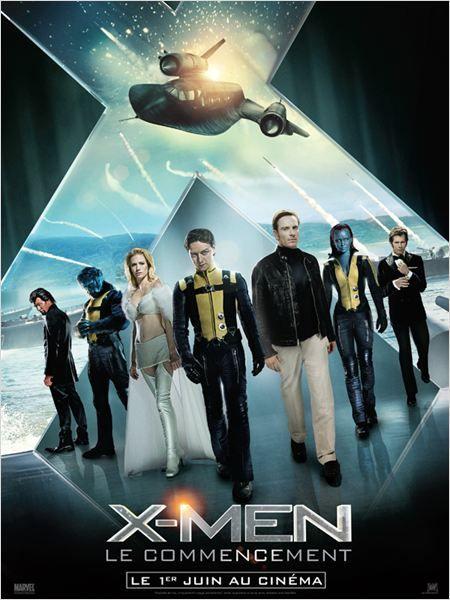 X-Men #5  Le Commencement