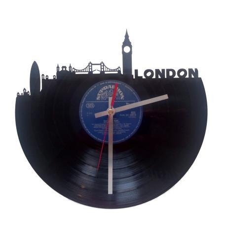 London Clock – Black from Wall Clock Wonders - R199 (Save 0%)