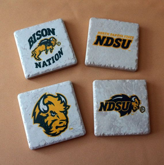 Coasters  NDSU  Bison  North Dakota State University by hellolucys,
