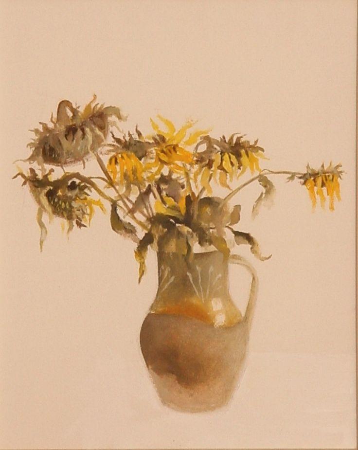 Title: Flori VII / Style: Acrylic on Canvas