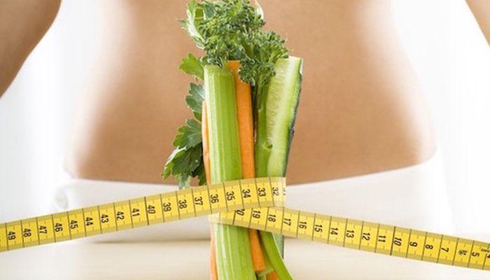 Как похудеть за месяц: специальная диета к Новому году