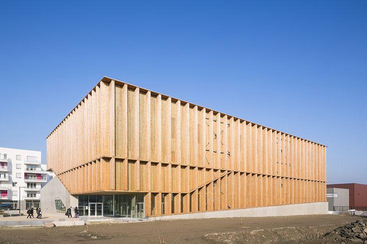 Gallery of Sports Center in Neudorf / Atelier Zündel Cristea - 3