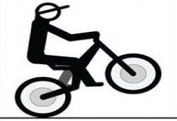 Llega a nuestro portal de juegos gratis el Free Rider HD para que lo disfrutes jugando desde tu celular o del PC. Tienes que superar todos sus retos montado en una bicicleta BMX y no puedes chocar. También puedes editar tus propias carreras, creando niveles super difíciles. ¡Disfrútalo!.