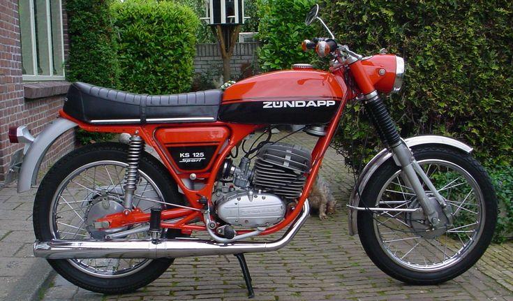 Zundapp KS125