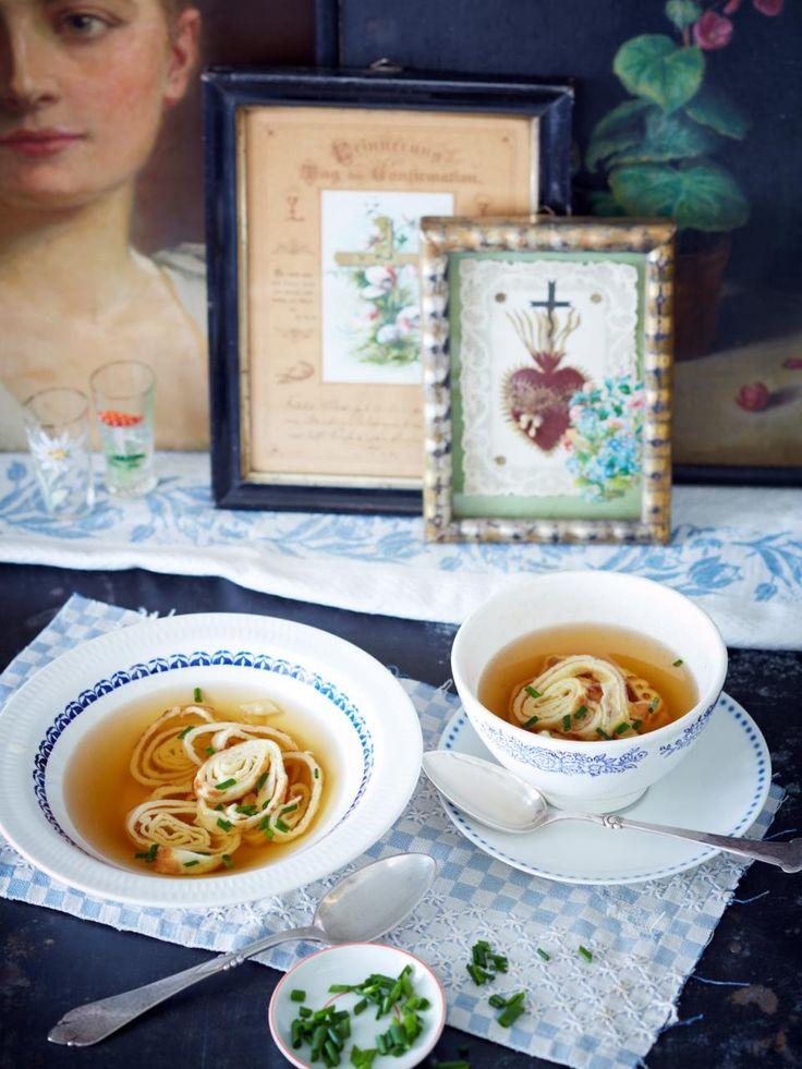 Rezept Frittatensuppe