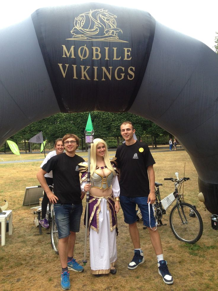 Eko ładowarnia dla Mobile Vikings @ MeetUP 2015 // Eco charging point for mobile devices @ MeetUP 2015 #ecoevent #ładowarnia #chargingstation #eventideas #ecoeventideas