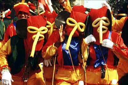 Marimondas - Carnaval de Barranquilla