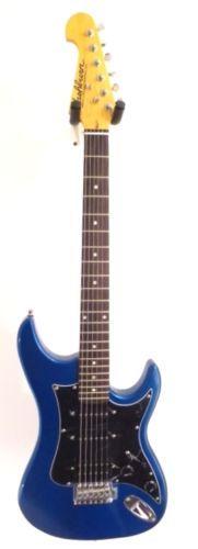 #Guitars #Musical Washburn Sonamaster S2HMBL Metallic Blue Strat Electric Guitar - Blem #N577 #Christmas #Gifts
