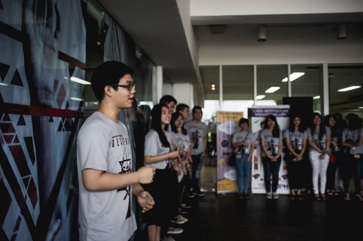 opening reception. image source fb: Ingrid Dianita