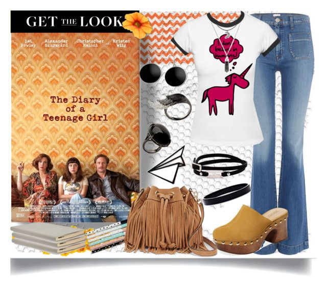 """Journal d'une adolescente!"" by jeneric2015 ❤ liked on Polyvore"