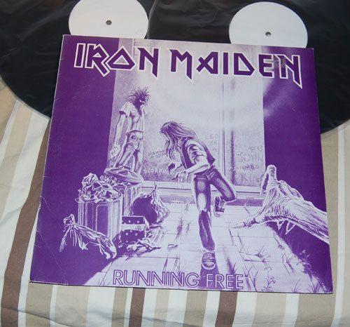 IRON-MAIDEN-Running-Free-Japanese-2x-LP-London-Rainbow-Theatre-20-06-1980