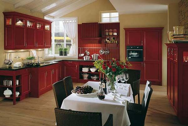 red country kitchens - Google Search
