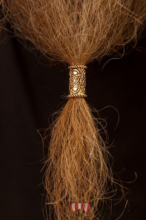 Viking Beard Beads Hair Skäggpärlor Beards In 2018