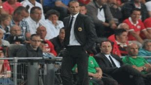 Allegri disappointed