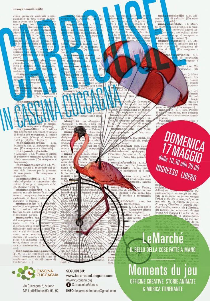 CARROUSEL: 17 maggio Carrousel in Cascina Cuccagna | Milano