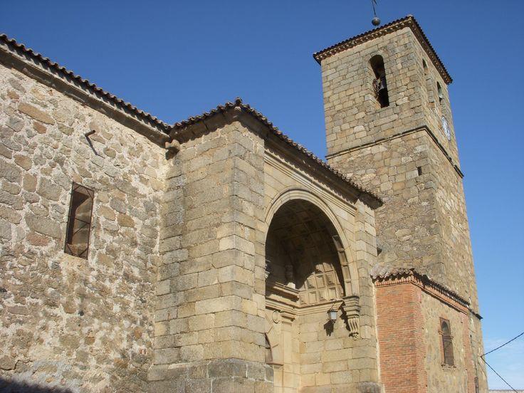 Iglesia de San Andrés (Castillo de Bayuela) Finales del siglo XV