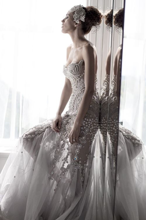 Jaton Couture Wedding Dress – fashion dresses